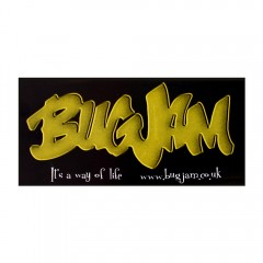 Bug Jam Sticker