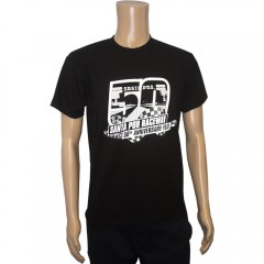 50th Anniversary Race Logo T-shirt