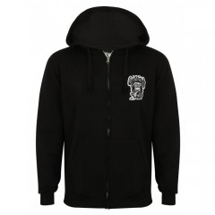 GMG Better Have A Motor Black Zipped Hoodie
