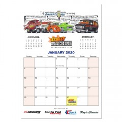 The Drag Strip 2020 Calendar