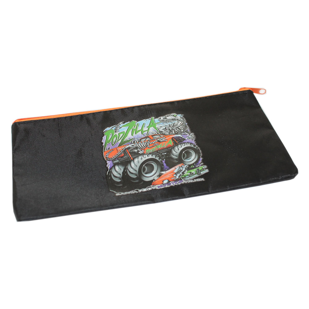 Monster Truck Pencil Case