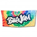 Bug Jam Beach Towel
