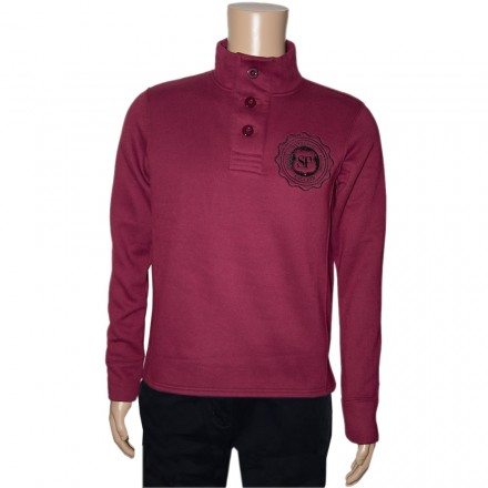 Mens Rose Logo Sweatshirt