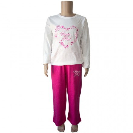 Kids Flower Pyjama Set