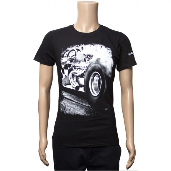 Mens Retro Dragster T-Shirt