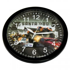 Collage Clock