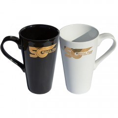 50th Anniversary Latte Mug
