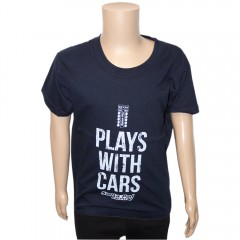 Kids Play With Cars T-Shirt