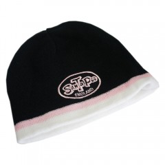 Womens Reversible Wooly Hat